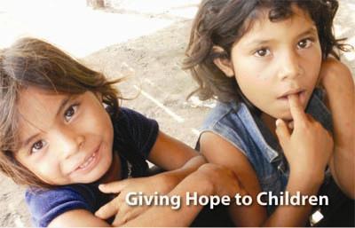 Children in Nicaragua